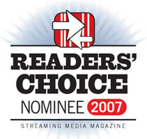 Streaming Media Reader's Choice